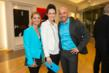 Kristina Moreno, Summer Gray and Julius Lumsden at Jill Milan's party for Estonian National Ballet tour (Moanalani Jeffrey Photography)