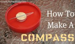 how to make a compass