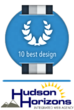 Best Design Firms Awards Names Hudson Horizons #3 by 10 Best Design