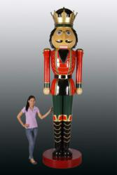 12-foot Nutcracker King