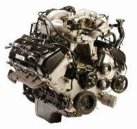 5.4 LIter Ford Engine