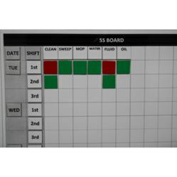 5S Activity Board