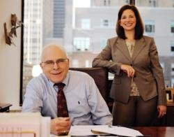 LPK's employment lawyers Alan J. Konigsberg (left) and Theresa A. Vitello (right)