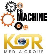 PR Machine and KOR Media Partnership