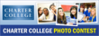 Help Pick the Winner of the Charter College Photo Contest