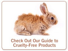 There are many more effective alternatives to testing beauty products on animals