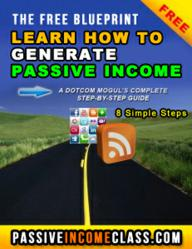 Passive Income on the internet