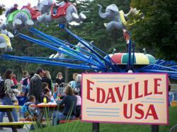 Edaville amusement rides
