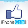 iPhoneGala.com Announces the Launch of Their Facebook Page