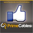 PrimeCables.com Announces the Launch of Their Facebook Page