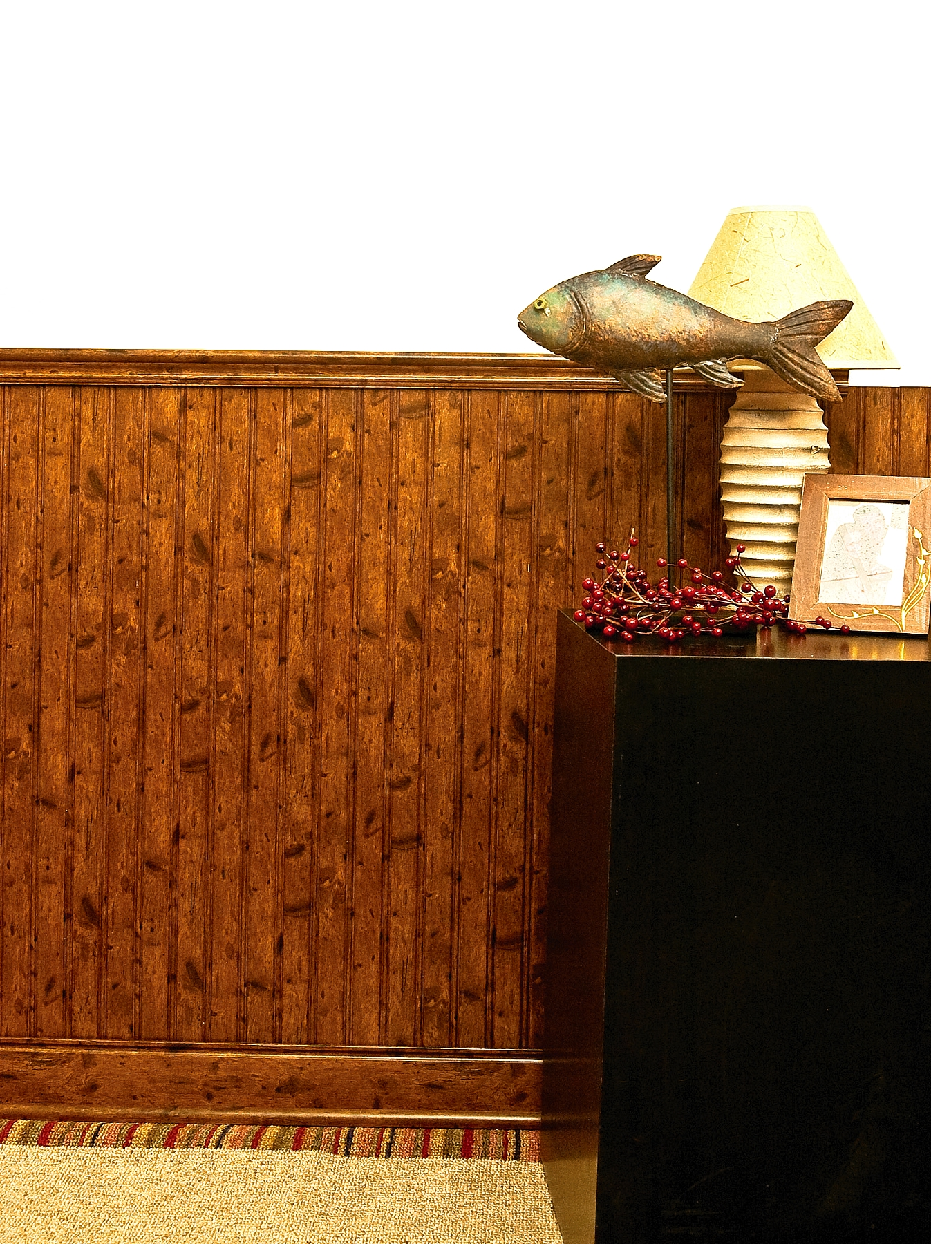 Outwater Introduces Its Interlocking Beaded Wainscoting