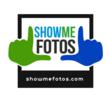ShowMeFotos logo and store front decal