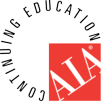 AIA CES approved provider logo
