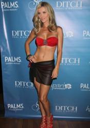 Joanna Krupa Debuts Hapari Bikini Launch