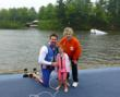 Water-ski Tradition Passed Down at Tommy Bartlett Show; Four-Year-Old,...