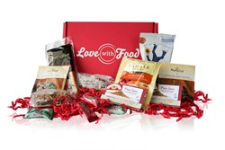 Love With Food Monthly All-Natural, Organic Snacks Box