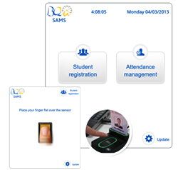 BQu Student Attendance Management System (BQuSAMS)