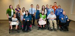 Marianjoy Scholarship Recipients from 2012