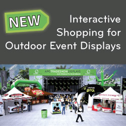 Interactive Outdoor Displays for Events
