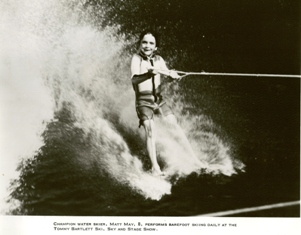 Water Ski Tradition Passed Down At Tommy Bartlett Show