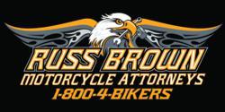 motorcycle lawyer russ brown kjdsa