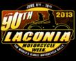 Laconia Motorcycle Week Official Logo
