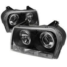 Chrysler Crossfire Headlights