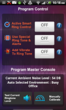 Mobile application Screen shot