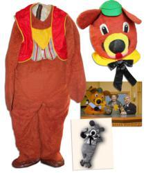 Dancing Bear Costume from Captain Kangaroo