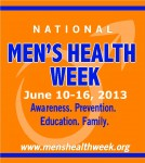 Men's Health Week - Mesothelioma Awareness