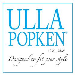Ulla Popken Plus Size Clothing Retailer Logo