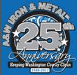 A&W Iron & Metal, Inc. Celebrating 25th Anniversary with...