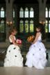 New Customizable Flower Girl Dresses by Sweetie Pie Collection