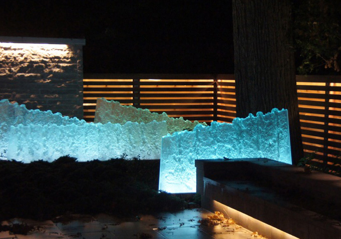 New Landscape Aspect Of Glass Applications