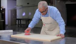 How-To demonstration of Intercoat Sanding
