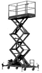 Personnel Scissor Lift