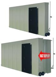 Hide-Away™ Safe Room / Storm Shelter For School Security