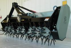 First Products, AGRI-Vator, Turf Equipment