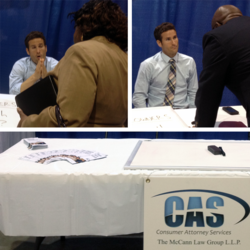 Consumer Attorney Services - 2013 Job and Resource Fair