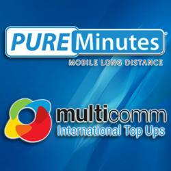 Pure Minutes MultiComm