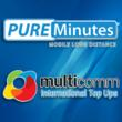 MultiComm and Pure Minutes Announce Strategic Integration Partnership