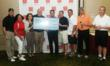 The Safeway Foundation presents Easter Seals Serving DC | MD | VA with a check for $530,000 to strengthen and sustain programs that support children and adults with disabilities and special needs.