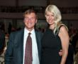 Sports agent and lawyer Leigh Steinberg with Dr. Kristin Willeumier at Phoenix House's 10th Annual Triumph For Teens Awards Gala.