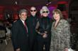 (Left to right)  Pouria Abbassi, Dr. Charles Sadler, M.D., Mrs. Sadler, and Elizabeth Stanley-Salazar at Phoenix House's 10th Annual Triumph For Teens Awards Gala.