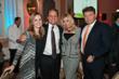 (Left to right) Valeria Rico-Nikolov, Timothy Noonan, Christina Noonan, and Nicholas Nikolov at Phoenix House's 10th Annual Triumph For Teens Awards Gala.