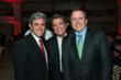 (Left to right) Pouria Abbassi, Mitchell S. Rosenthal, M.D. and Anthony Pritzker at Phoenix House's 10th Annual Triumph For Teens Awards Gala.