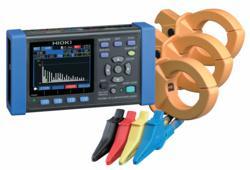 Log Energy Data and Analyze Harmonics Simultaneously   PW3360-21   Hioki
