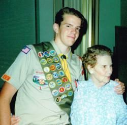 Eagle Scout 1991