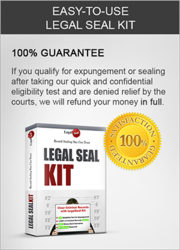 Seal Your Records with LegalSeal Expunge Kit
