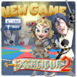 Excalibur 2: Knights of the Round Table Game Launches in myVEGAS